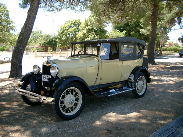 My (Glen's) 1928 Phaeton