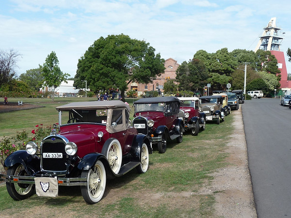 Model A Ford Club of South Australia